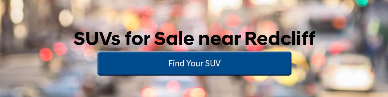 Find Your SUV